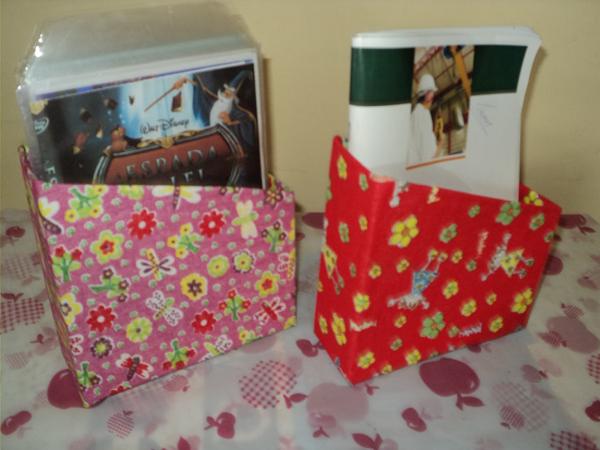 Dicas de Artesanatos Feitos com Caixa de Sabão em Pó