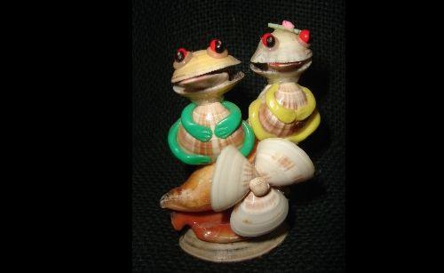 Dicas de Artesanato Feito com Casca de Marisco