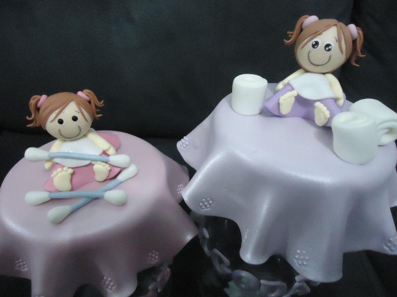Dicas de Artesanato com Biscuit para Bebê