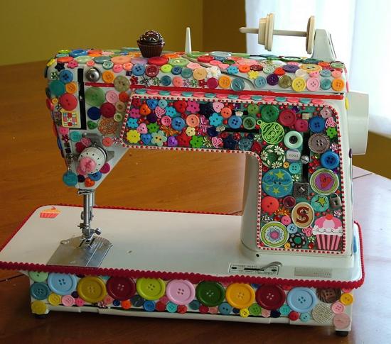 Dicas de Artesanato com Máquina de Costura
