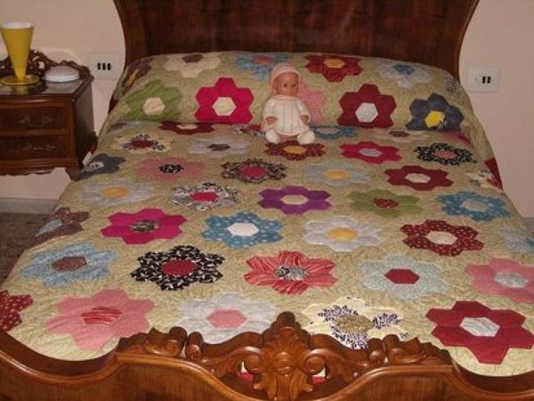 45 ideias de artesanato com retalhos de tecido - Como hacer pachwork ...