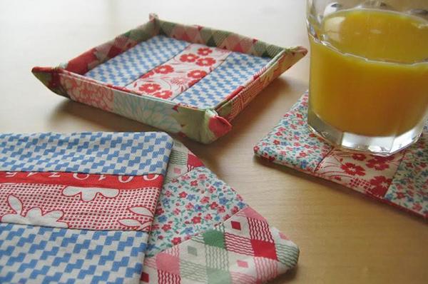 artesanato de tecido para cozinha