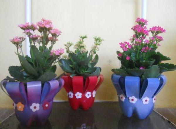 Dicas de Artesanato para o Dia das Mães com Garrafa Pet