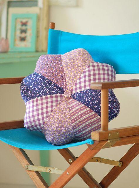 artesanato em tecido com moldes
