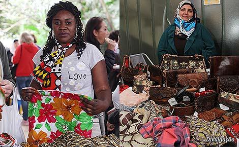 feiras de artesanato em sp