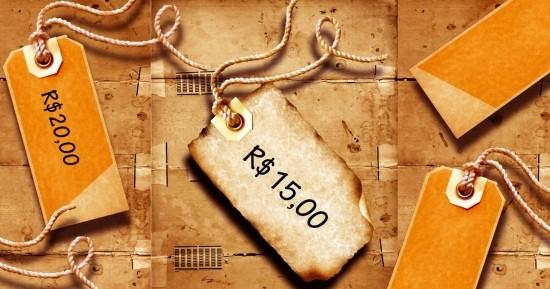 preço de venda de artesanato