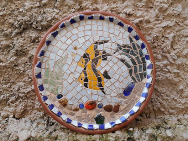 Artesanato Feito com Cerâmica
