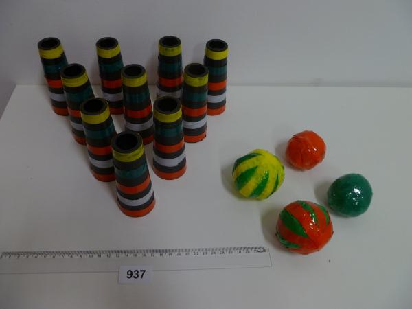 Dicas de Artesanato com Cones de Linha