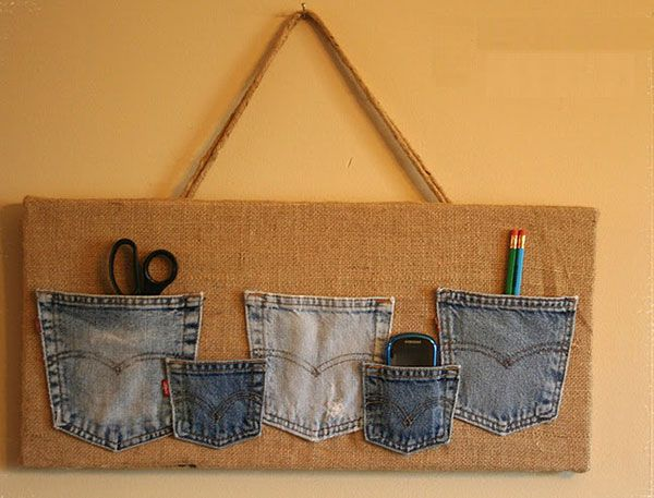 26 Ideias de Artesanato com Tecido Jeans Artesanato Passo a Passo!