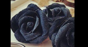 26 Ideias de Artesanato com Tecido Jeans