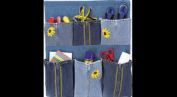 Aparador Extensivel Kane ~ 26 Ideias de Artesanato com Tecido Jeans Artesanato Passo a Passo!