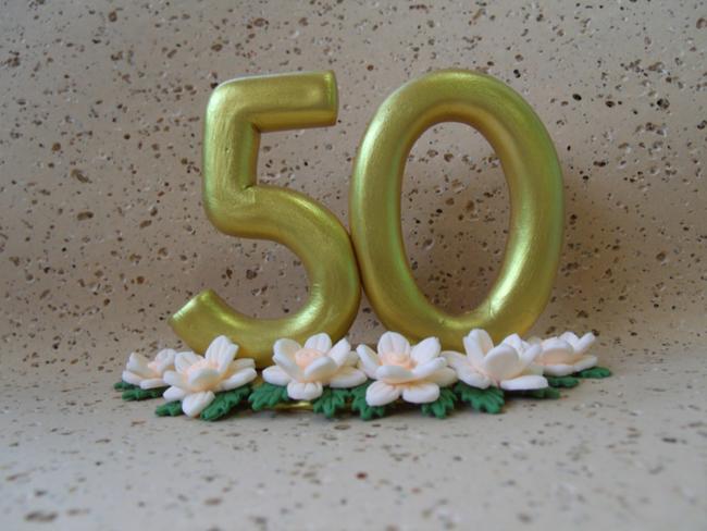 Dicas de Artesanato para Festa de 50 Anos