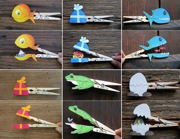 Dicas de Artesanatos Feitos com Papéis Coloridos