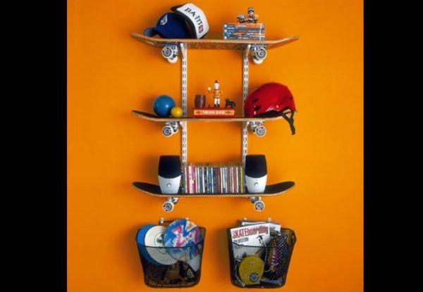 Dicas de Artesanato com Skate