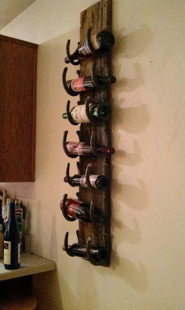 26 artesanatos feitos com ferraduras artesanato passo a for What can you make out of horseshoes