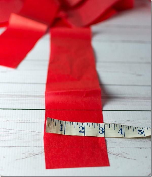 dica de Como fazer coração de papel para decoração