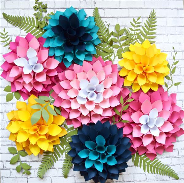 florzinha de papel