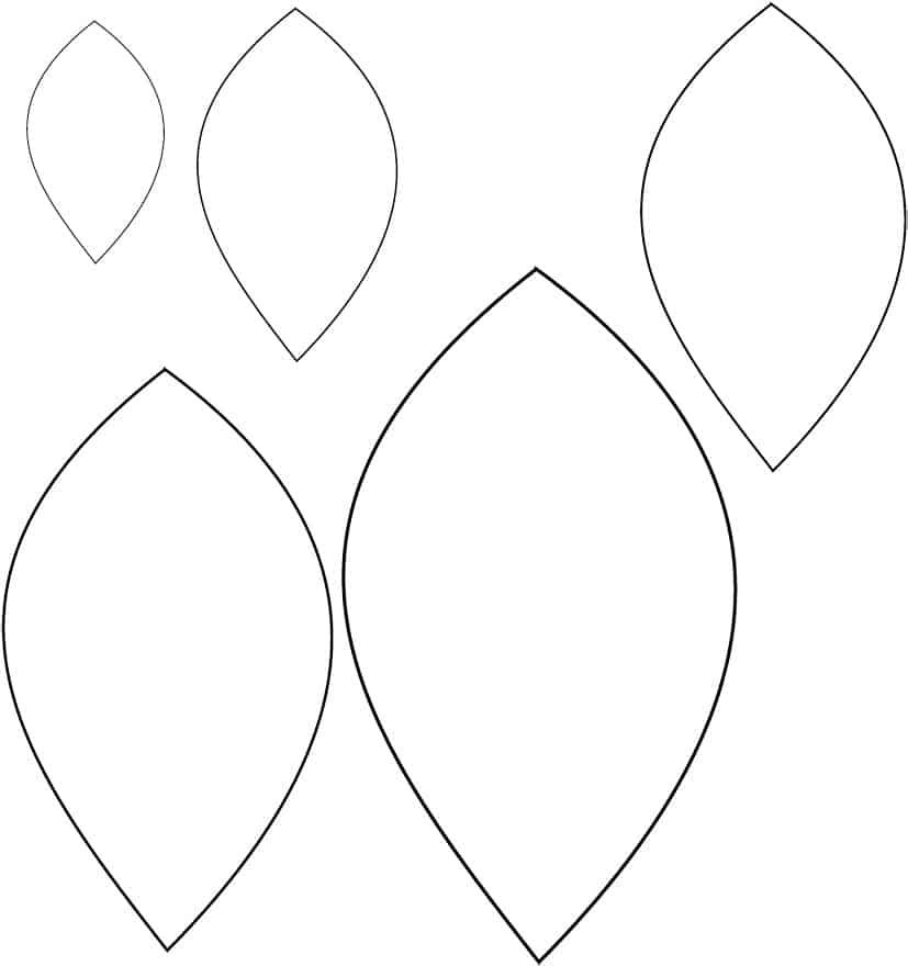 flor de papel dobradura