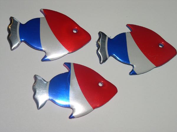 peixes de latinha