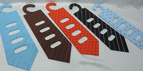 porta-gravata para dia dos pais