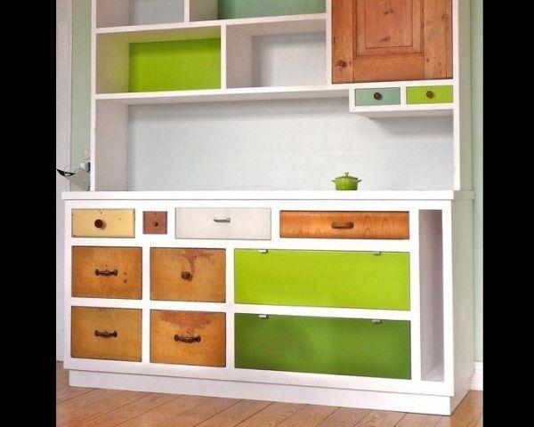 armário de cozinha customizado