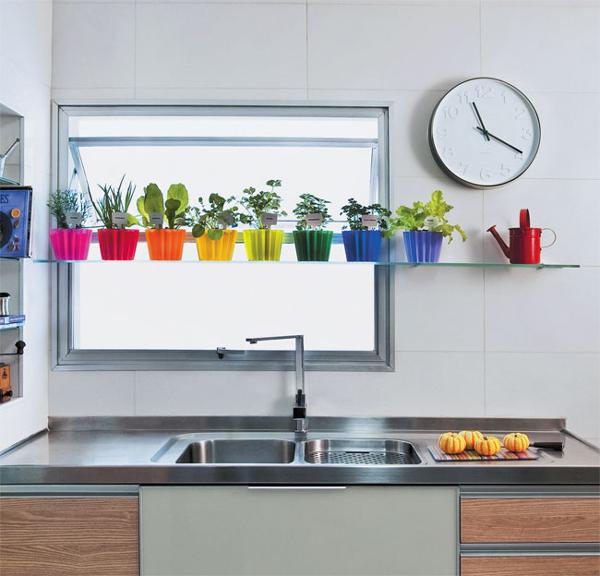 Opções de Artesanato para Horta de Cozinha