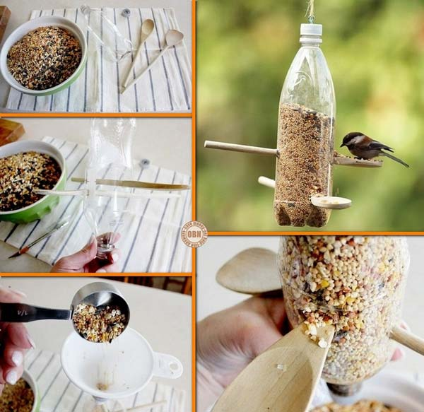 artesanato sustentável com garrafa pet