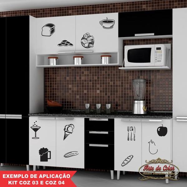 adesivo para armário de cozinha