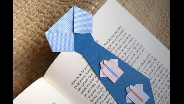 marcador de livro para pais