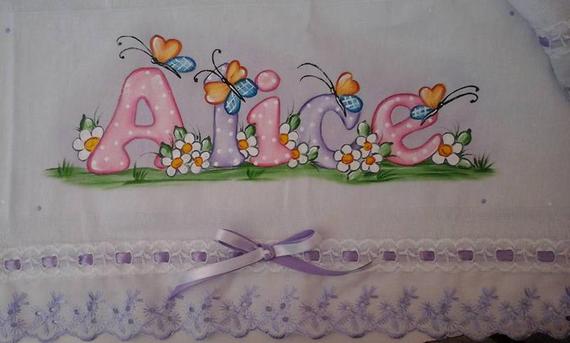 fralda pintada nome