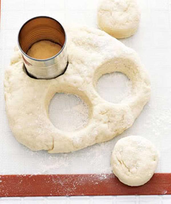 cortador de biscoito de lata