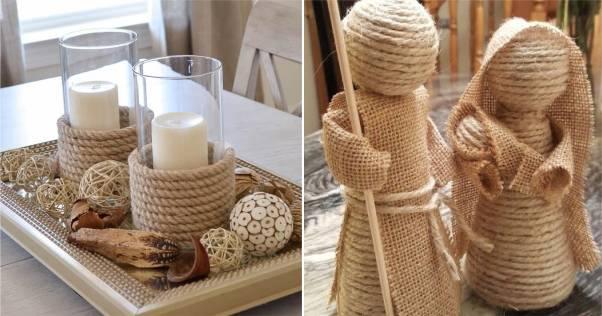artesanal com sisal