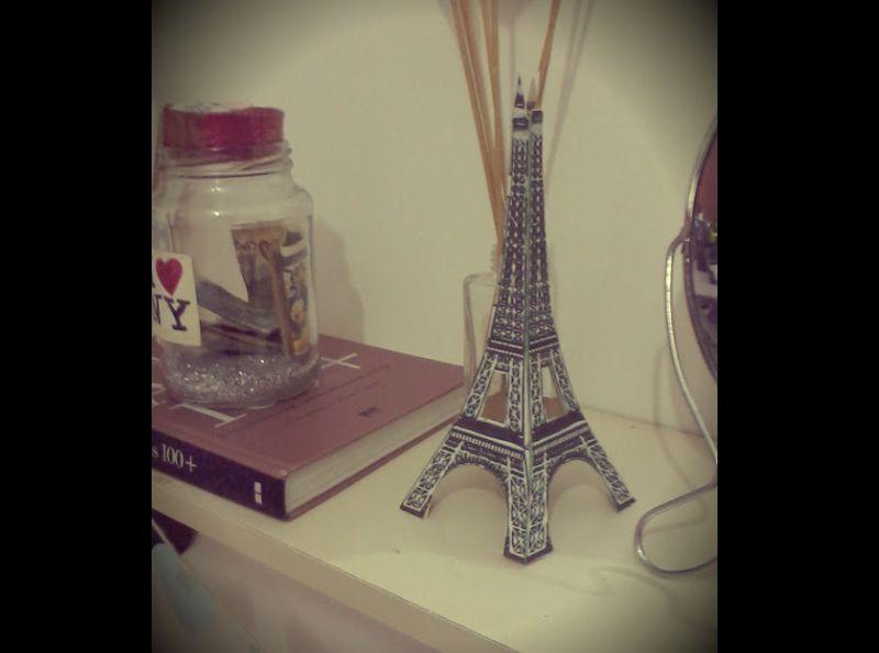 torre Eiffel simples