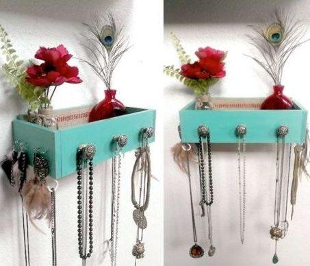 gaveta antiga como porta bijoux