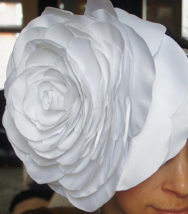flor em eva rosa gigante
