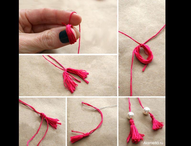 como fazer chinelo customizado com perolas