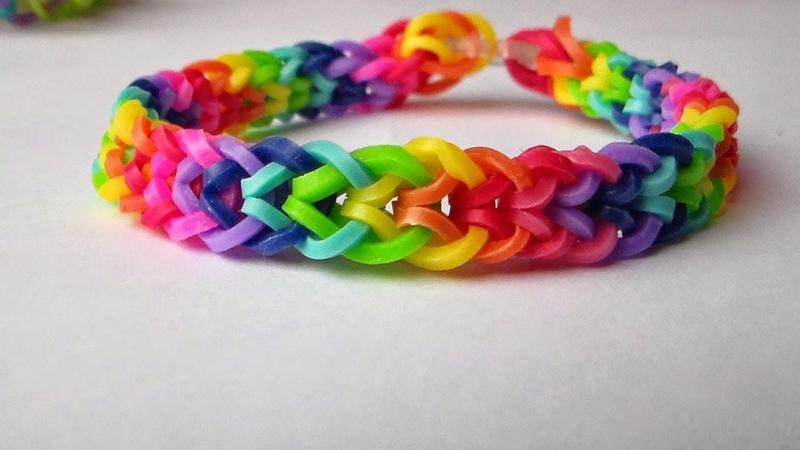 pulseira arco iris