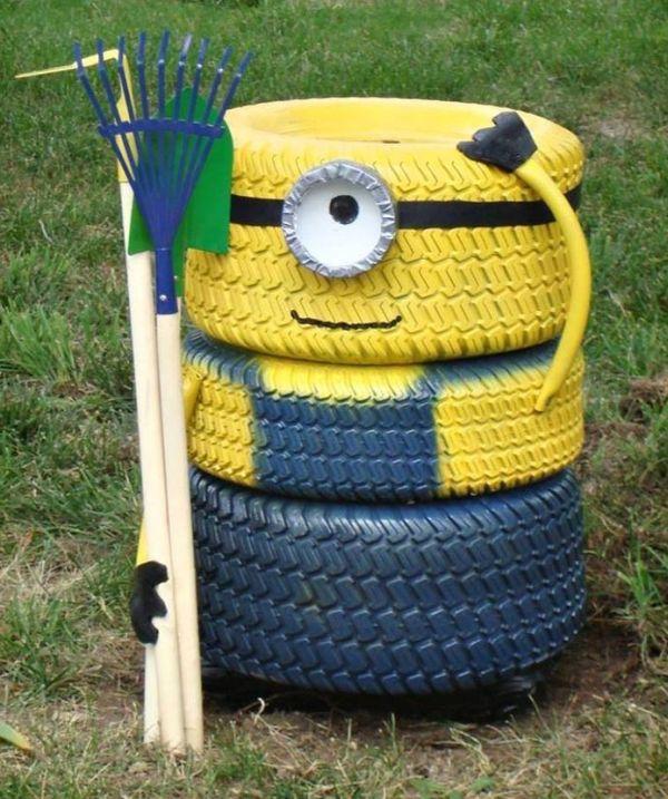 Minion de pneu