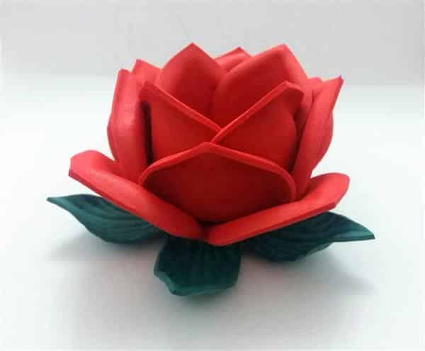 flores de eva artesanato