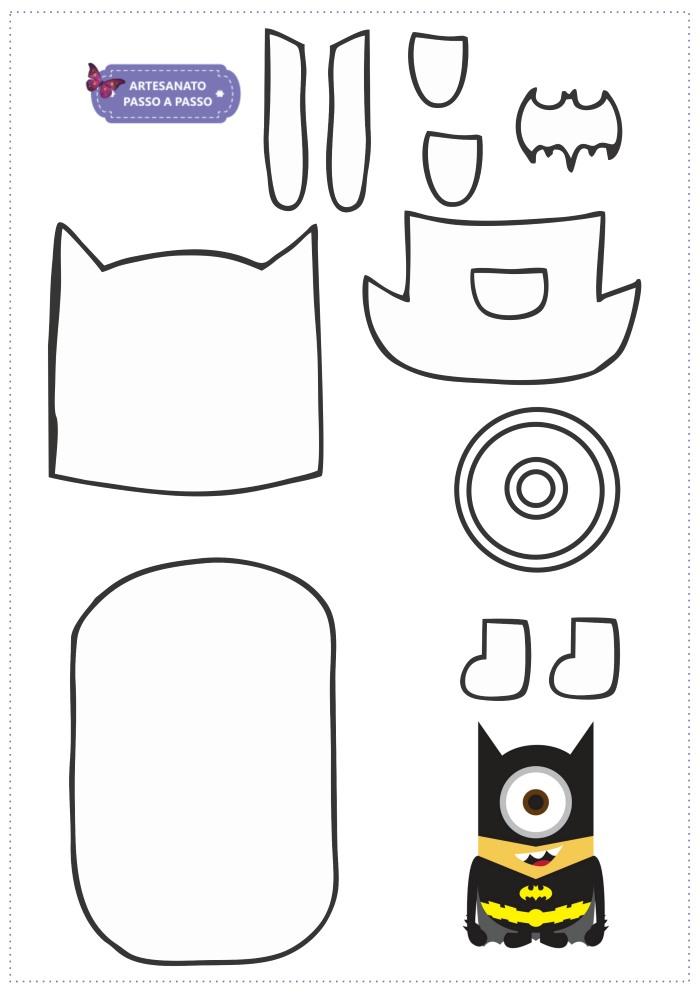 Como fazer Minions de EVA