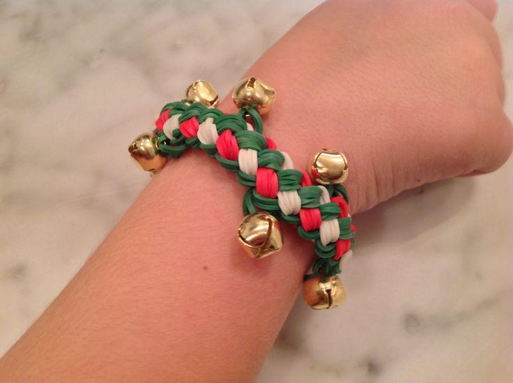 pulseiras de elastico com a maquina
