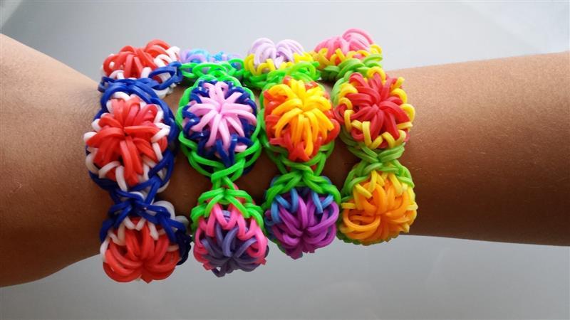 aprender a fazer pulseira de elastico