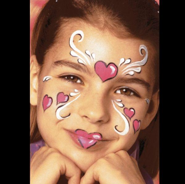 Excepcional Moldes de Desenho para Pintura de Rosto Infantil - Artesanato  TX37