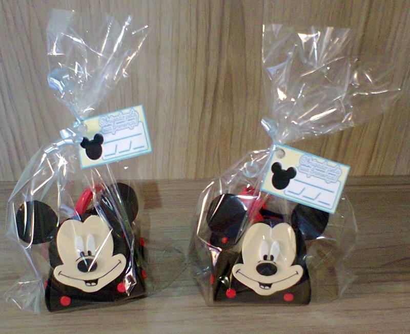 caixa do Mickey eva