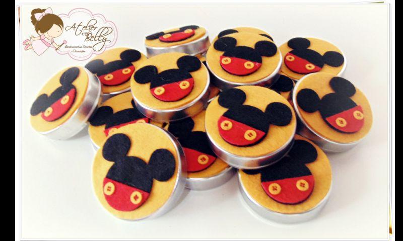 latinhas do Mickey