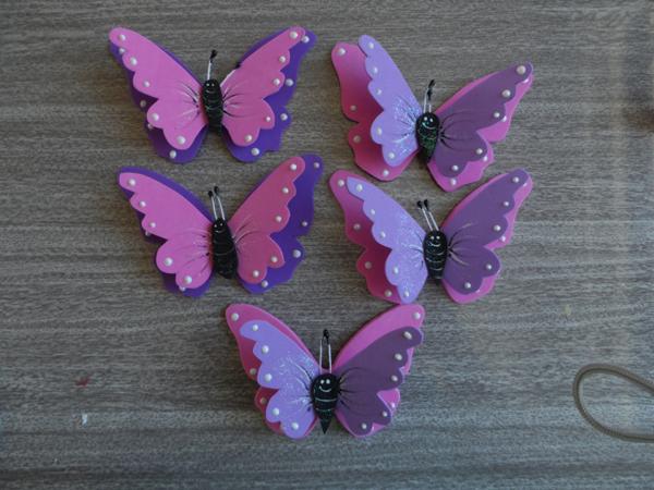 borboleta roxa