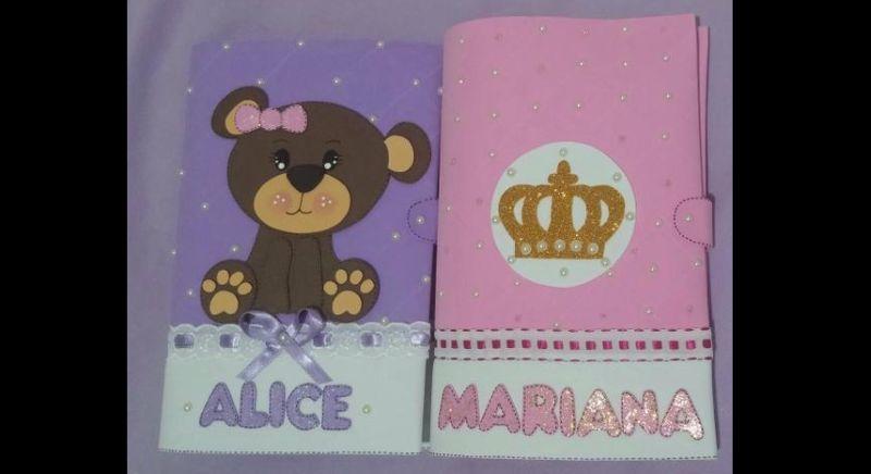 ursa na caderneta