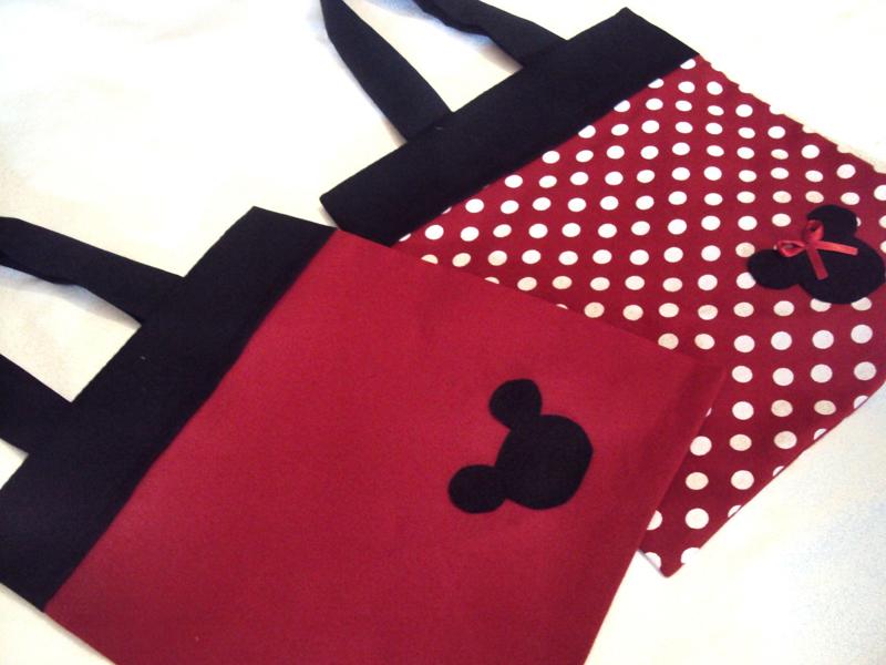 sacola do Mickey