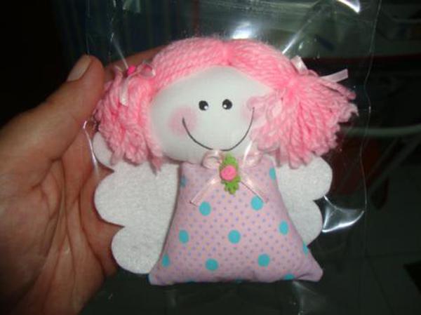 boneca de tecido facil