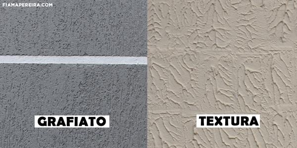 diferenças de grafiato